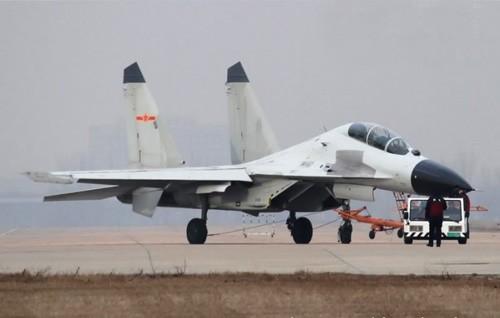 Trung Quốc đưa máy bay tiêm kích thế hệ mới ra Hoàng Sa ảnh 4