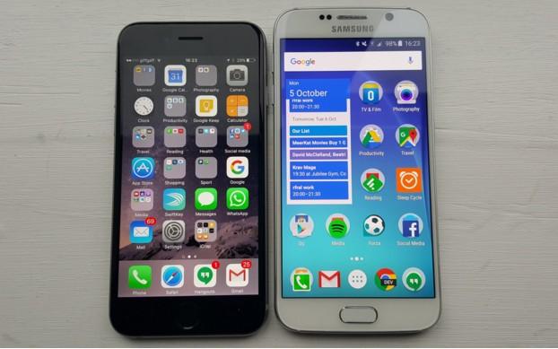 10 smartphone ấn tượng nhất 2015 ảnh 8