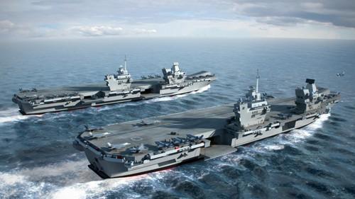 Toàn bộ tàu sân bay Mỹ nguy cơ vắng bóng trên biển ảnh 1