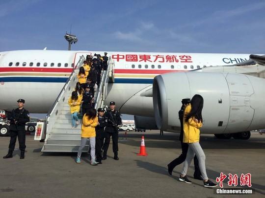 Indonesia và Campuchia trục xuất 254 người Trung Quốc ảnh 2