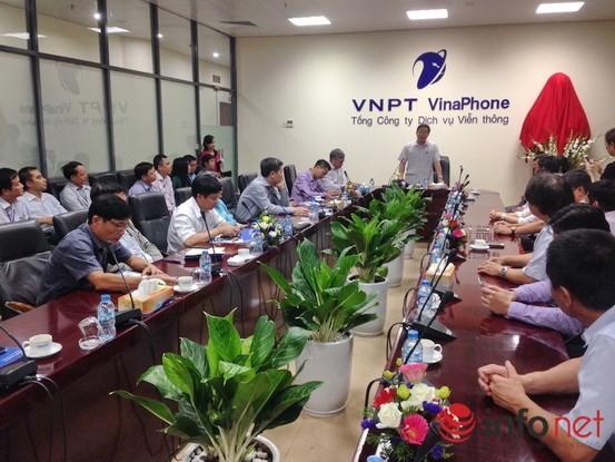 Bộ trưởng TTT&TT Nguyễn Bắc Son thăm 3 Tổng Công ty của VNPT ảnh 2
