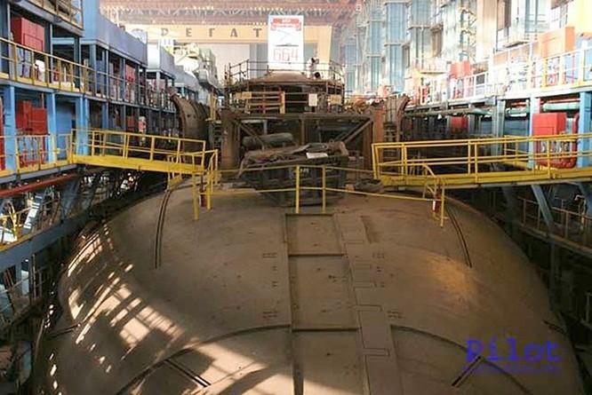 Rò rỉ hình ảnh 2 loại tàu ngầm hạt nhân mới nhất của Nga ảnh 3