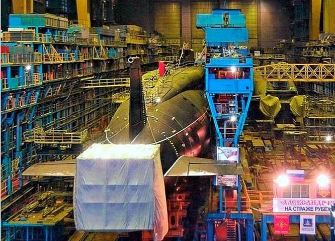 Rò rỉ hình ảnh 2 loại tàu ngầm hạt nhân mới nhất của Nga ảnh 4