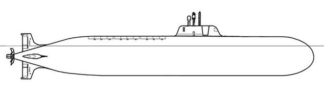 Rò rỉ hình ảnh 2 loại tàu ngầm hạt nhân mới nhất của Nga ảnh 5