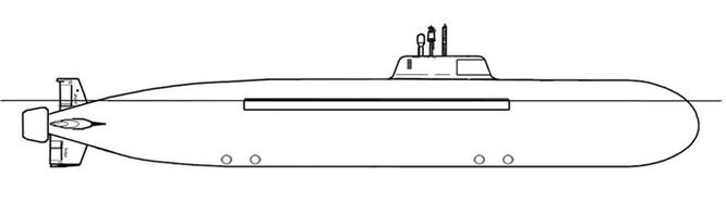 Rò rỉ hình ảnh 2 loại tàu ngầm hạt nhân mới nhất của Nga ảnh 6