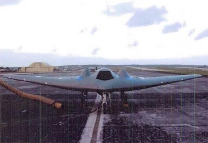 Máy bay tuyệt mật của Mỹ đã trinh sát châu Á 2 năm qua? ảnh 1