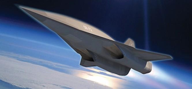 Máy bay tuyệt mật của Mỹ đã trinh sát châu Á 2 năm qua? ảnh 3