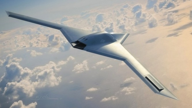 Máy bay tuyệt mật của Mỹ đã trinh sát châu Á 2 năm qua? ảnh 2