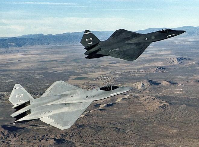 """""""Cái chết tức tưởi"""" của siêu tiêm kích F-23 ảnh 1"""