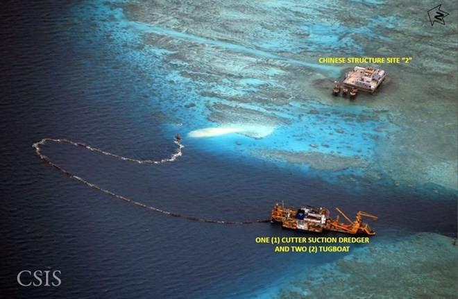 """Trung Quốc quân sự hóa"""" trên Biển Đông là đe dọa toàn thế giới ảnh 2"""