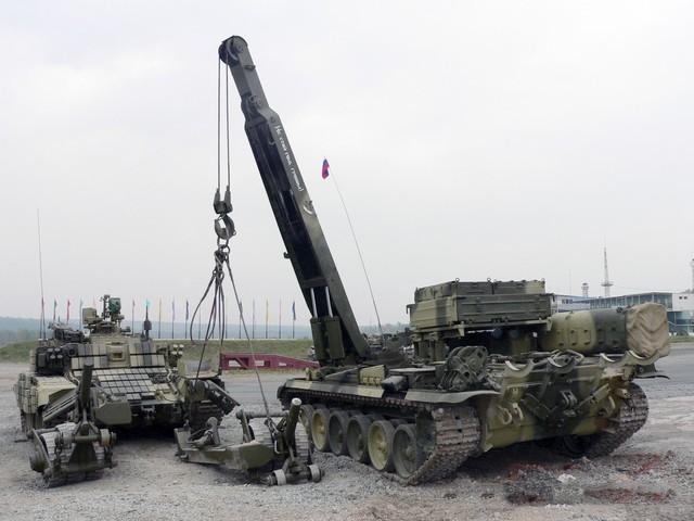 """BMR-3M """"Vepr"""" – quái vật phá mìn của Nga ảnh 4"""