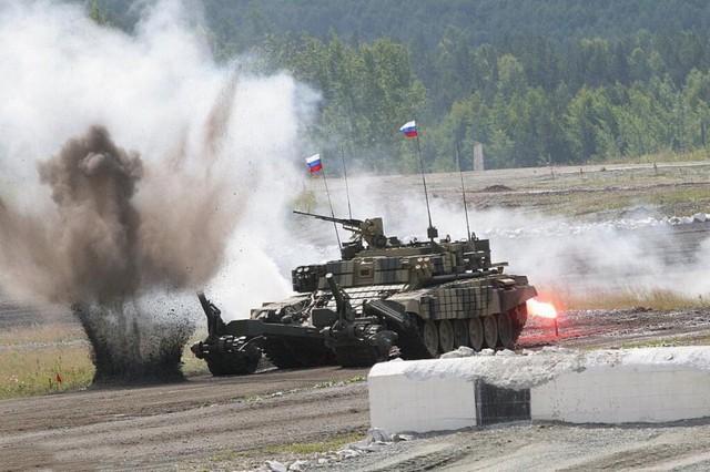 """BMR-3M """"Vepr"""" – quái vật phá mìn của Nga ảnh 3"""