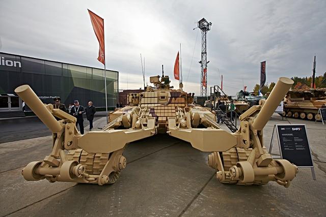 """BMR-3M """"Vepr"""" – quái vật phá mìn của Nga ảnh 1"""
