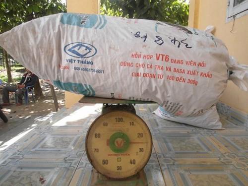 Bắt vụ vận chuyển 72 kg đỉa sấy khô từ Campuchia vào Việt Nam ảnh 3