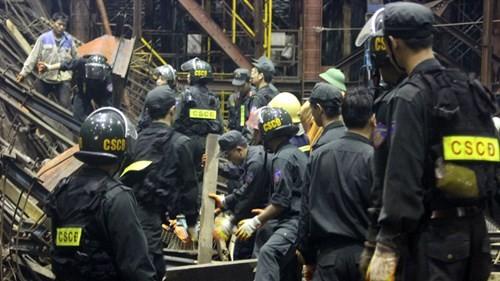 Hoãn xử vụ sập giàn giáo ở Formosa làm 13 người chết ảnh 7