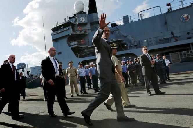 """Đối tác chiến lược Philippines - Việt Nam, đặc biệt trong lĩnh vực """"... quốc phòng và hàng hải..."""" ảnh 1"""