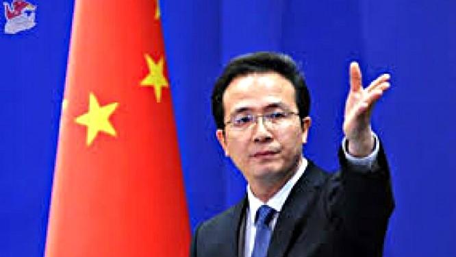 Trung Quốc nói Tổng thống Obama hãy 'tránh xa vấn đề Biển Đông' - ảnh 1