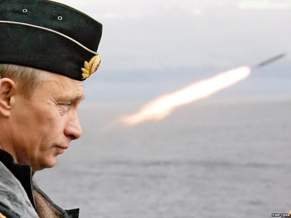 """Putin: """"Tha thứ cho khủng bố là việc của Chúa, tiễn chúng về với Chúa là việc của tôi."""" ảnh 1"""