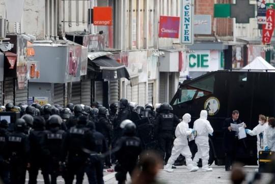 """Nghi phạm chủ mưu khủng bố Pháp """"đã chết"""" ảnh 1"""