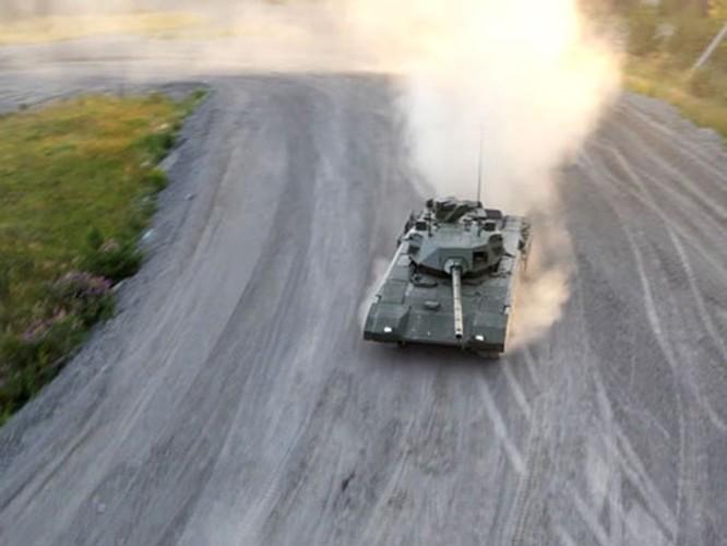 Nga bỏ tù nhà thiết kế xe tăng Armata vì tội làm gián điệp ảnh 1