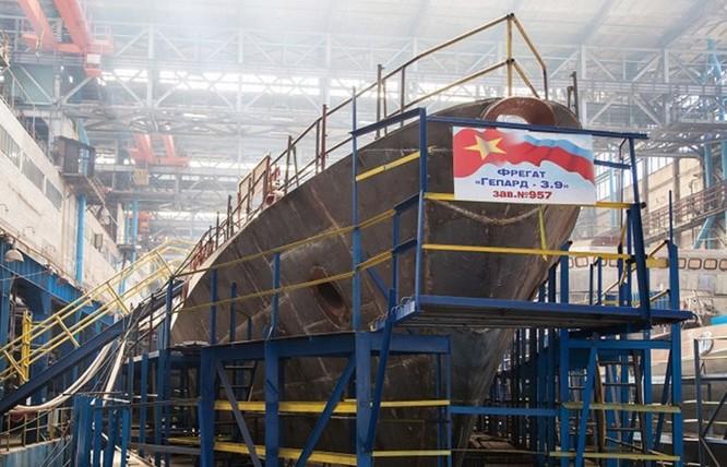 Hai chiến hạm Gepard của Việt Nam tại Nga đã được lắp động cơ, Việt Nam muốn có loại tàu lớn hơn nữa ảnh 1