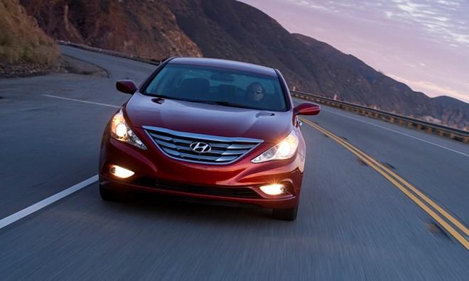Hyundai thu hồi gần nửa triệu xe do lỗi hệ thống phanh ảnh 1