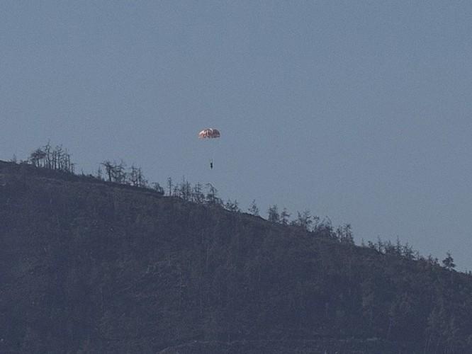 Thổ Nhĩ Kỳ từng bảo vệ hành động vi phạm không phận ảnh 1