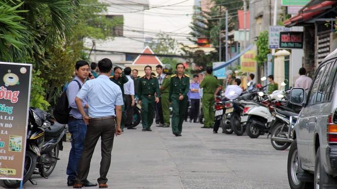 Một người Trung Quốc tại Đà Nẵng bị bắn chết ảnh 1