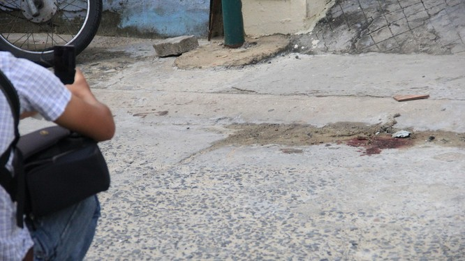 Một người Trung Quốc tại Đà Nẵng bị bắn chết ảnh 2