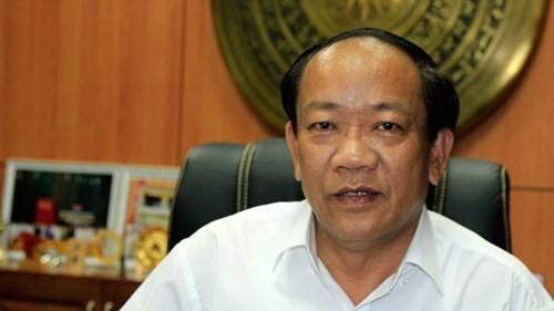 Chủ tịch Quảng Nam trần tình huyện nghèo đòi xây trung tâm hành chính 100 tỉ ảnh 1
