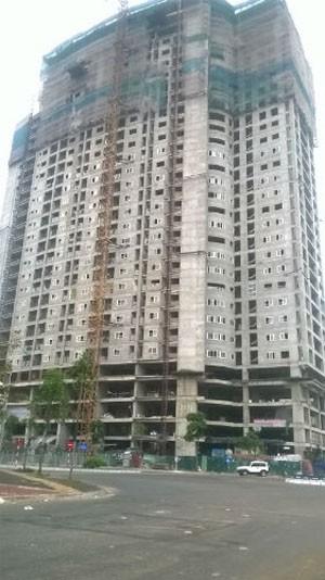 Chuyển công an hồ sơ dự án chung cư Yên Hòa - Thăng Long ảnh 1