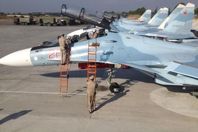 F-16 'không có cửa' khi đối đầu Su-30SM ở Syria ảnh 2
