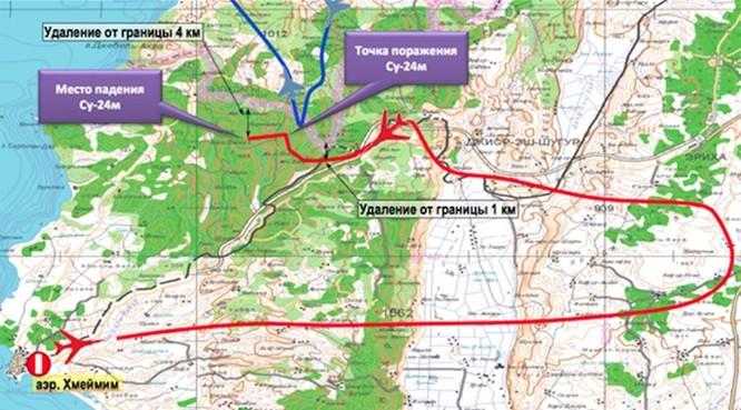 Nhà vật lý Bỉ: Nga - Thổ đều nói sai vụ Su-24 bị bắn rơi ảnh 2