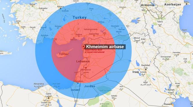 Liên quân Mỹ ngừng không kích Syria vì tên lửa phòng không Nga ảnh 1