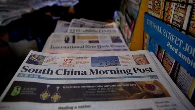 Jack Ma sẽ đưa tờ báo The South China Morning Post về đâu? ảnh 1