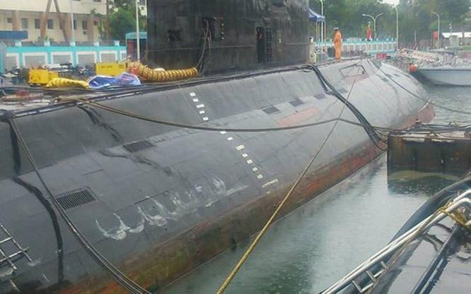Sốc: Tàu ngầm Kilo Ấn Độ 'đánh chìm' tàu ngầm hạt nhân Mỹ ảnh 1