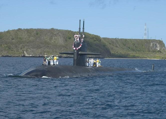 Sốc: Tàu ngầm Kilo Ấn Độ 'đánh chìm' tàu ngầm hạt nhân Mỹ ảnh 2