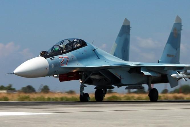 Su-34 của Nga tại Syria vũ trang tên lửa gì? ảnh 2