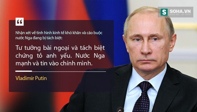 """Những câu nói """"để đời"""" của ông Putin trong Thông điệp Liên bang ảnh 9"""