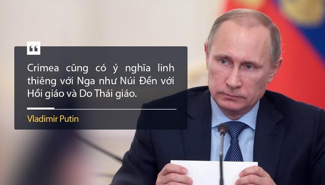 """Những câu nói """"để đời"""" của ông Putin trong Thông điệp Liên bang ảnh 4"""