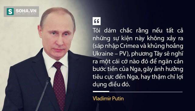 """Những câu nói """"để đời"""" của ông Putin trong Thông điệp Liên bang ảnh 10"""
