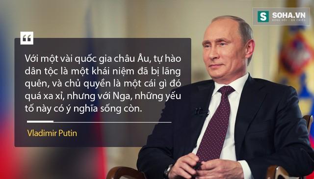 """Những câu nói """"để đời"""" của ông Putin trong Thông điệp Liên bang ảnh 7"""
