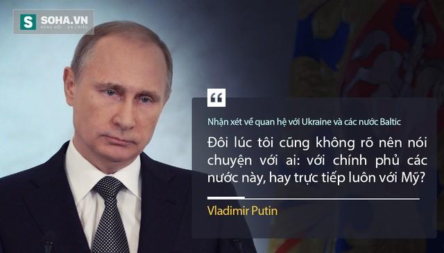 """Những câu nói """"để đời"""" của ông Putin trong Thông điệp Liên bang ảnh 5"""