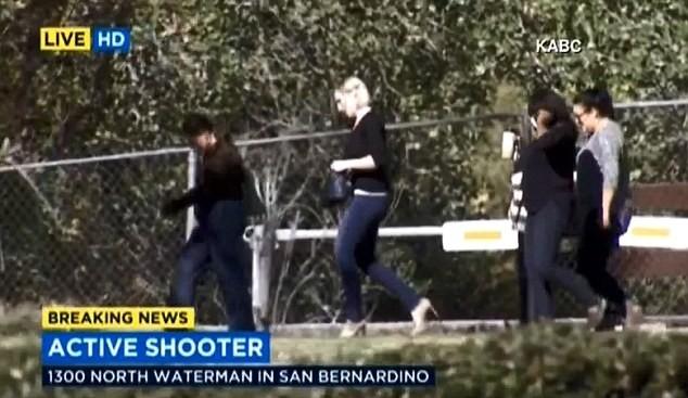 Tiêu diệt nhóm xả súng ở Mỹ làm hơn 20 người thương vong ảnh 3