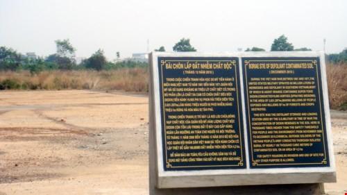 Người bắt cá trong sân bay Biên Hòa nhiễm dioxin cao gấp 200 lần ảnh 1
