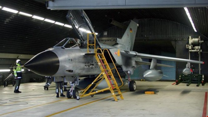 Đức không đủ máy bay đánh IS ở Syria ảnh 1