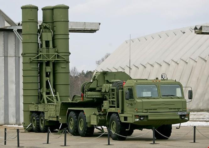 Nga thử tên lửa phòng không S-400 diệt tên lửa đạn đạo ảnh 1