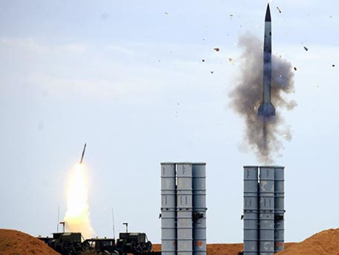Nga thử tên lửa phòng không S-400 diệt tên lửa đạn đạo ảnh 2
