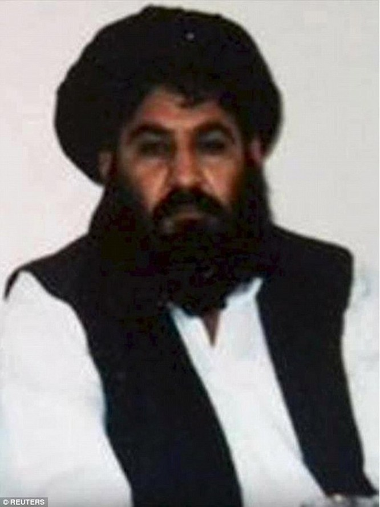 IS giết thủ lĩnh Taliban? ảnh 1