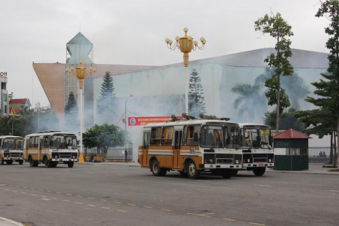 Mục kích đặc công Việt Nam diễn tập chống khủng bố ảnh 8